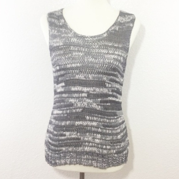 Anthropologie Sweaters - Anthropologie MOTH Sleeveless Knit Sweater Tank